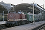 "LEW 12935 - DR ""112 426-2"" 20.03.1991 - Halle (Saale), HauptbahnhofIngmar Weidig"