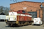"""LEW 12939 - CFL Cargo """"04"""" 01.04.2007 - Niebüll, NEGNahne Johannsen"""