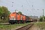 """LEW 12941 - hvle """"V 160.8"""" 30.04.2012 - Halle (Saale)Nils Hecklau"""