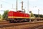 """LEW 13478 - EBM Cargo """"202 439-6"""" 13.09.2003 - Oberhausen, Rangierbahnhof WestAndreas Kabelitz"""