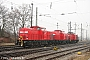 "LEW 13481 - Railion ""203 442-9"" 10.02.2009 - StendalDaniel Berg"