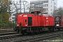 "LEW 13481 - Chemion ""203 442-9"" 20.11.2014 - Köln, Bahnhof WestRon Groeneveld"