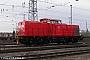 """LEW 13482 - Railion """"203 443-7"""" 23.01.2009 - StendalDirk Höding"""