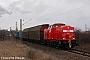 """LEW 13482 - Railion """"203 443-7"""" 11.02.2009 - Buna WerkeDirk Einsiedel"""