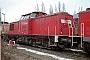 """LEW 13487 - DB Cargo """"204 448-5"""" 29.02.2004 - Dresden, HafenHeiko Müller"""
