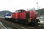 """LEW 13489 - DB Regio """"203 115-1"""" 28.01.2009 - ?Norbert Förster"""