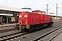 """LEW 13489 - EBM Cargo """"203 115-1"""" 06.05.2011 - Mannheim, HauptbahnhofErnst Lauer"""