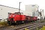 """LEW 13489 - DB Schenker """"203 115-1"""" 15.09.2009 - Leipzig-GroßzschocherDaniel Berg"""