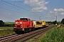 """LEW 13489 - EBM Cargo """"203 115-1"""" 30.06.2015 - Espenau-MönchehofChristian Klotz"""