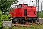 """LEW 13489 - EBM Cargo """"203 115-1"""" 22.06.2015 - Hürth-KalscheurenNikolaus Wolters"""