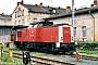 """LEW 13493 - DB Regio """"202 454-5"""" __.05.2000 - Zittau Ralf Brauner"""