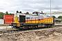 """LEW 13500 - Rhenus Rail """"104"""" 21.06.2015 - Mannheim HafengebietErnst Lauer"""