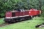 "LEW 13503 - DB Cargo ""204 464-2"" 21.02.2000 - WurzbachMarvin Fries"