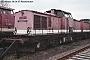 """LEW 13547 - DB AG """"201 508-9"""" 26.04.1997 - Reichenbach (Vogtland), BahnbetriebswerkNorbert Schmitz"""