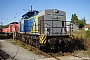 "LEW 13548 - Railion ""203 107-8"" 30.08.2008 - Magdeburg-Rothensee