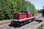 """LEW 13555 - VSE """"112 516-0"""" 20.05.2012 - Schwarzenberg (Erzgebirge)Ralph Mildner"""