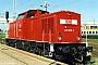 """LEW 13559 - DB AG """"202 520-3"""" __.07.1998 - Berlin-Lichtenberg Ralf Brauner"""
