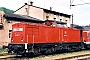 """LEW 13562 - DB Regio """"202 523-7"""" __.04.2000 - Bad Schandau Ralf Brauner"""