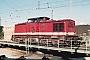 """LEW 13563 - DR """"112 524-4"""" 31.08.1987 - SchwerinMichael Uhren"""