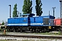 "LEW 13567 - Railion ""203 129-3"" 09.05.2008 - Magdeburg-Rothensee