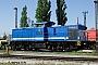 """LEW 13567 - Railion """"203 129-3"""" 09.05.2008 - Magdeburg-RothenseeAndreas Kube"""