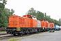 """LEW 13570 - RTS """"293.004"""" 29.06.2011 - Aschaffenburg, HafenRalph Mildner"""