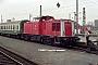 "LEW 13574 - DB AG ""202 535-1"" 21.03.1997 - Leipzig Heiko Müller"