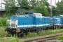 "LEW 13575 - SLG ""V 100-SP-007"" 17.07.2007 - Magdeburg-Rothensee