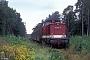 """LEW 13875 - DR""""110 557-6"""" 16.08.1990 - Karlshagen (Usedom)Ingmar Weidig"""