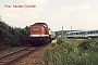 "LEW 13876 - DB AG ""202 558-3"" 06.08.1995 - Muldebrücke, HaltepunktKarsten Günther"