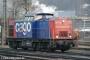 """LEW 13876 - SBB Cargo """"203 558-2"""" 15.02.2008 - Völklingen (Saar)Armand Wadle"""