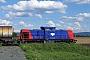 """LEW 13876 - Rhenus Rail """"103"""" 21.08.2014 - Stockstadt (Rhein)Walter Kuhl"""