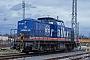 """LEW 13876 - Raildox """"203 126-8"""" 31.12.2017 - NordhausenFrank Schädel"""