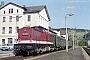 """LEW 13878 - DR """"202 560-9"""" 13.07.1992 - Klingenthal (Vogtland), BahnhofJörg Helbig"""
