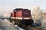"LEW 13878 - DR ""202 560-9"" 28.12.1992 - Falkenstein (Vogtland), BahnhofJörg Helbig"