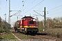 """LEW 13886 - duisport """"203 007-0"""" 25.04.2006 - Oberhausen, Abzweig WalzwerkRainer Nörenberg"""