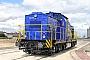 """LEW 13886 - Rhenus Rail """"105"""" 06.09.2015 - Mannheim, HafengebietErnst Lauer"""