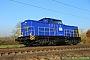 "LEW 13886 - Rhenus Rail ""105"" 05.11.2015 - WaghäuselWolfgang Mauser"