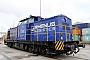 """LEW 13886 - Rhenus Rail """"105"""" 17.01.2016 - Mannheim, HafengebietErnst Lauer"""