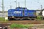 """LEW 13886 - Rhenus Rail """"105"""" 17.08.2016 - Mannheim, RangierbahnhofErnst Lauer"""
