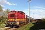 """LEW 13886 - B & V """"203 008-8"""" 08.04.2014 - Regensburg, OsthafenManfred Uy"""