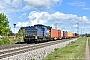 "LEW 13886 - Rhenus Rail ""105"" 14.05.2021 - WiesentalHolger Grunow"