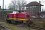 """LEW 13887 - A.V.G. """"203 004-7"""" 09.03.2008 - Minden (Westfalen) Robert Krätschmar"""