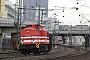 """LEW 13892 - HGB """"V 100.01"""" 26.02.2014 - Frankfurt, WestbahnhofMarvin Fries"""
