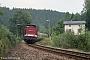 "LEW 13893 - DB AG ""202 574-0"" 18.09.1995 - Dittersdorf (Erzgeb)Mathias Reips"