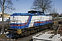 """LEW 13896 - Bayernhafen """"203 214-2"""" 07.03.2010 - AschaffenburgIngo Wlodasch"""