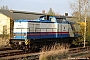 """LEW 13896 - NBE RAIL """"203 214-2"""" 17.04.2011 - ZittauAndre Hohlfeld"""