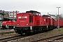 """LEW 13910 - Railion """"204 592-0"""" 07.01.2005 - LobensteinDirk Einsiedel"""