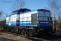 "LEW 13920 - Railion ""203 130-0"" 12.03.2008 - Magdeburg-Rothensee