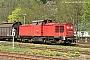 """LEW 13923 - Railion """"204 605-0"""" 11.05.2006 - LobensteinTilo Reinfried"""